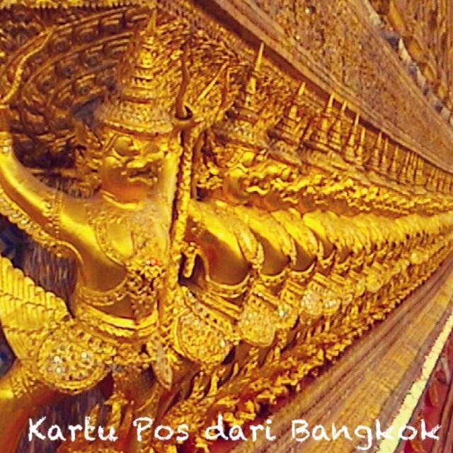 Kartu Pos Dari Bangkok