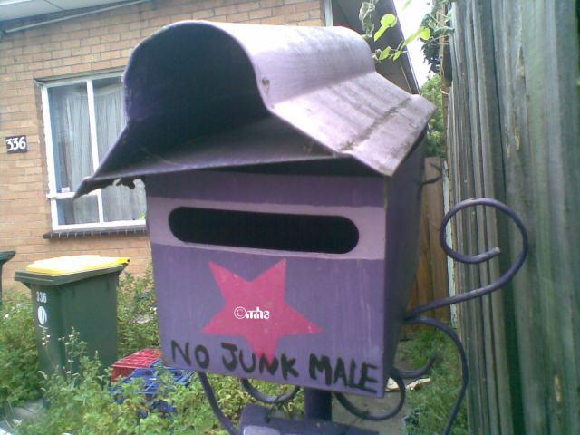 No Junk Male
