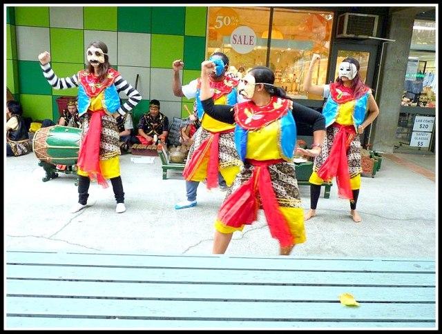 Cultural Day: Gamelan dan Tari Jawa