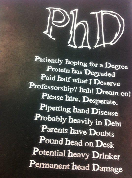 PhD Journey