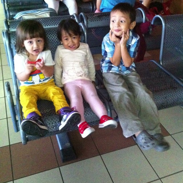 Rasyad, Rach and Raffi