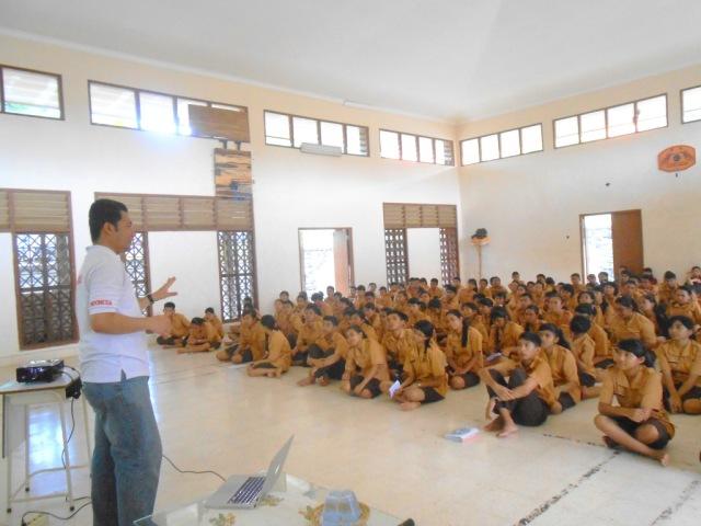 A Talk at Bali Mandara