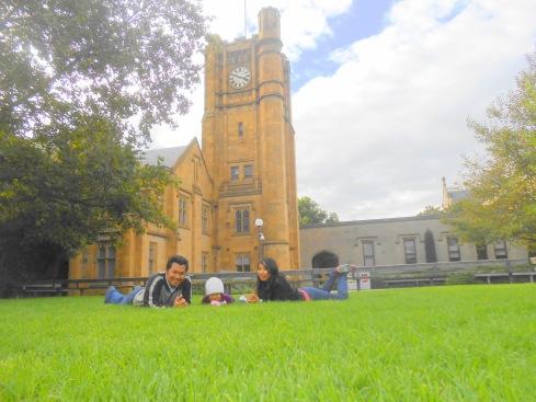 @Melbourne University