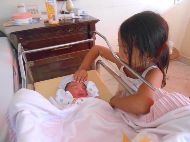 Kakak Kela and Adik Leo