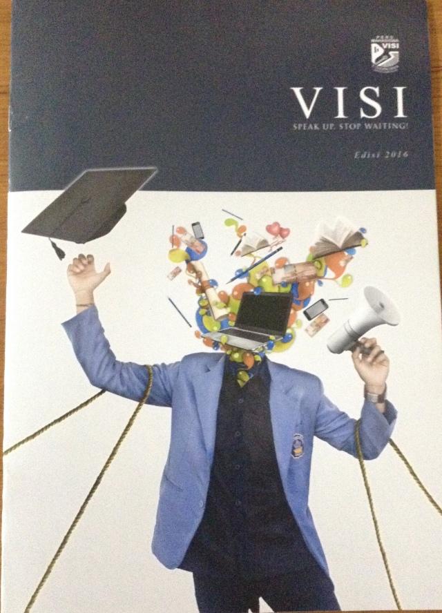 Visi Magazine 2016 Cover