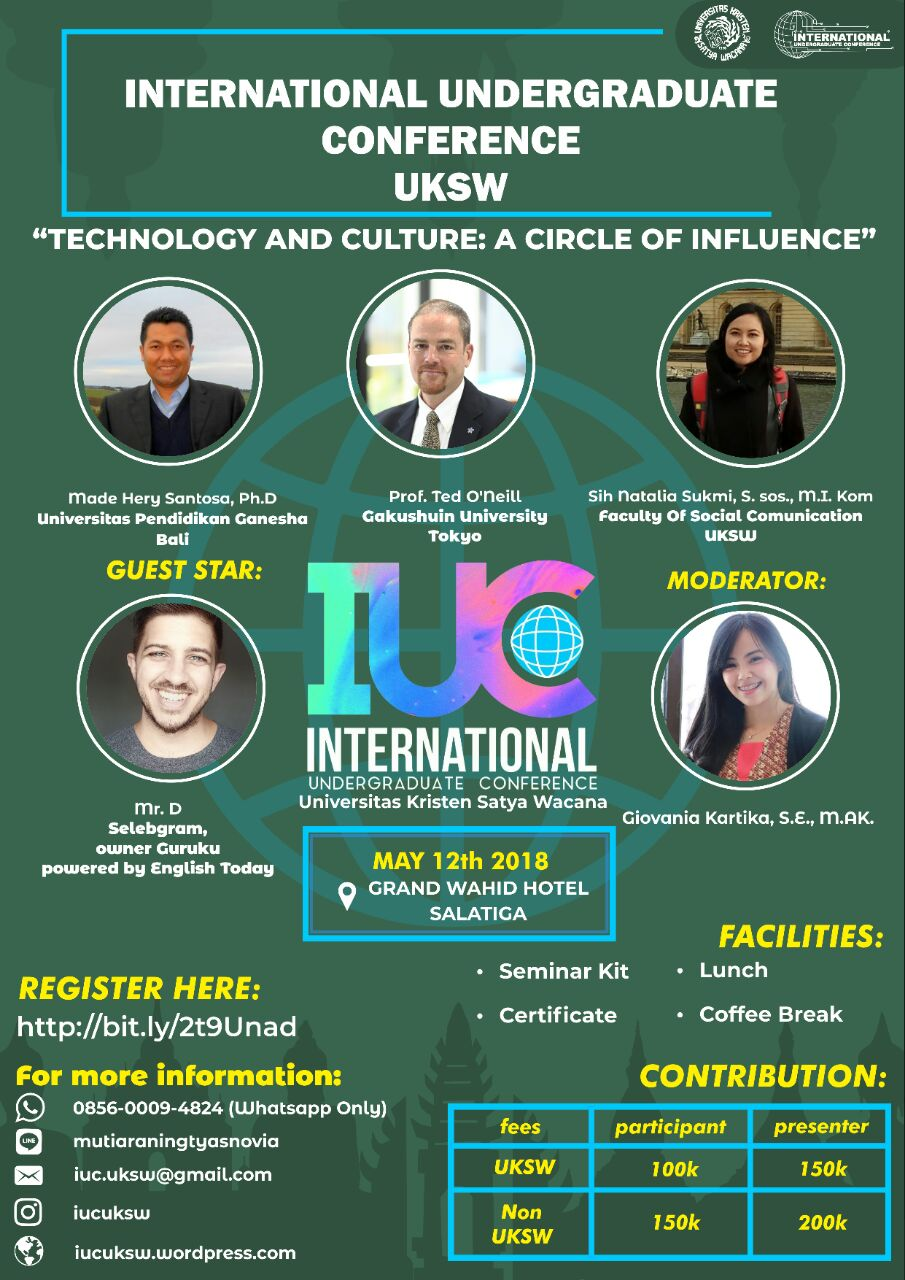 Poster IUC UKSW 2018